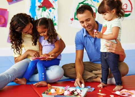 父母要怎样做才是成功的早教?